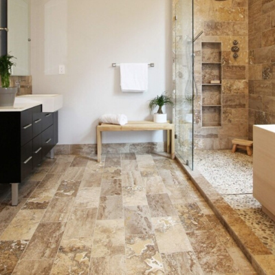 travertine-tiles-bathroom-decoration