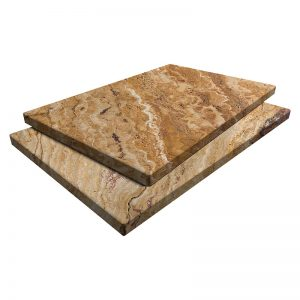Autumn Blend Travertine Pavers 16x24
