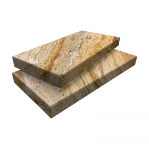 Autumn Blend Travertine Pavers 6x12