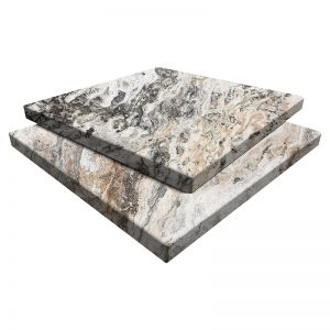 Da Vinci Travertine Pavers 16x16