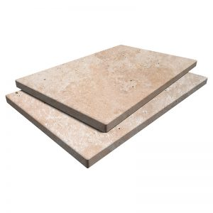 Ivory Blend Travertine Paver 16x24