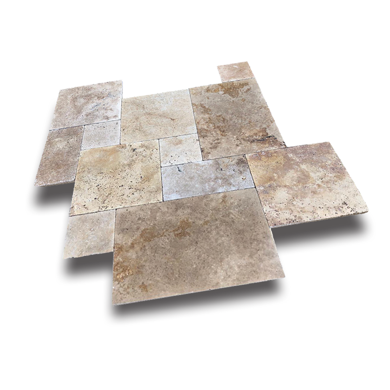 Sunset Travertine Paver